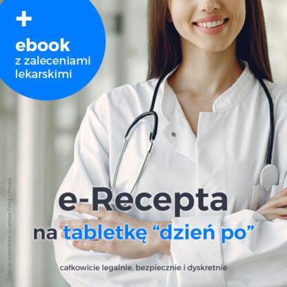 tabletka dzień po e recepta